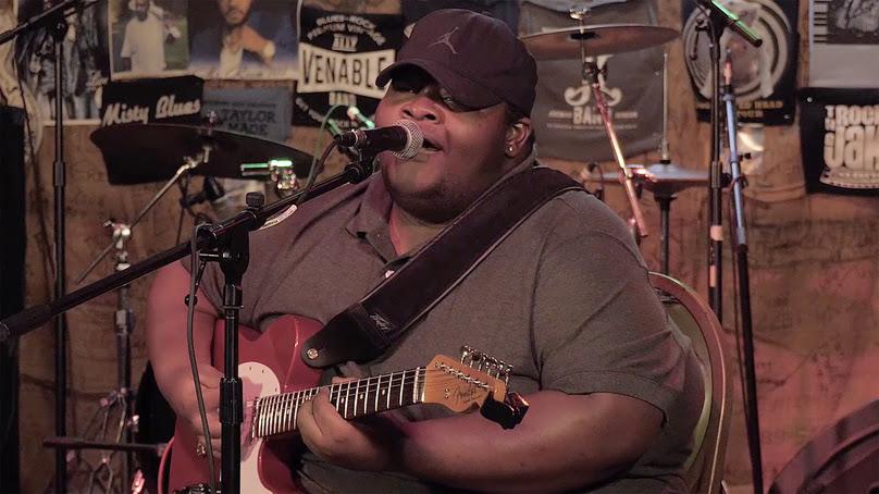 "Christone ""Kingfish"" Ingram: winner of five Blues Music Awards"